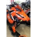 Flame Racing Orange
